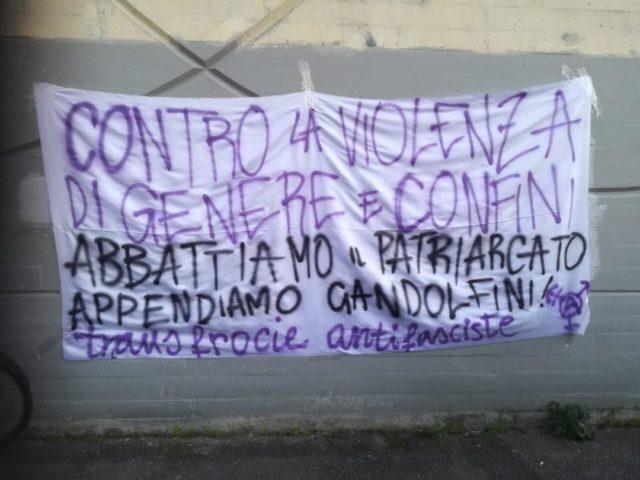 """""""Appendiamo Gandolfini"""". Minacce di morte al leader del Family Day"""