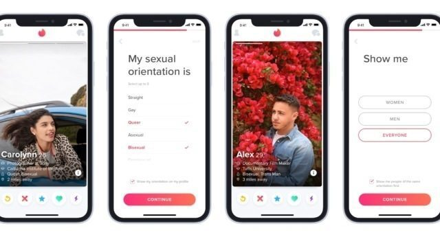 Heartbeat dating app