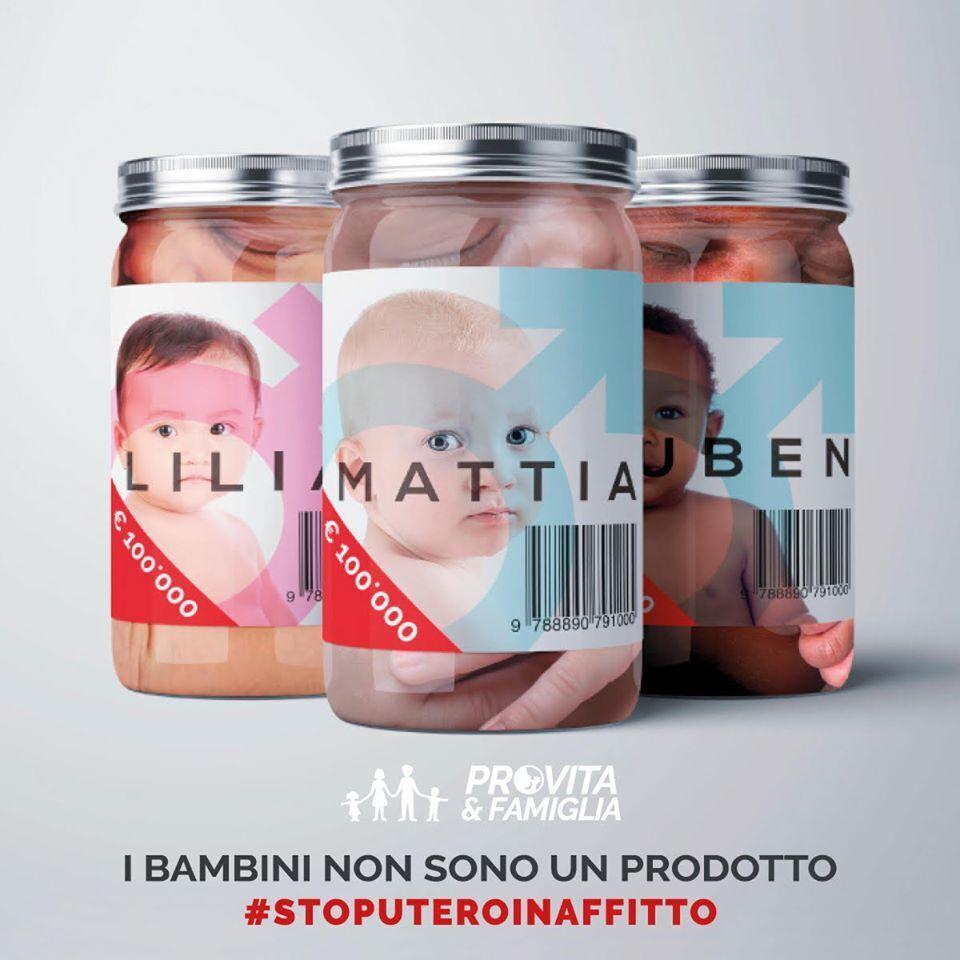 Roma, nessuno spazio pubblicitario per chi difende la vita