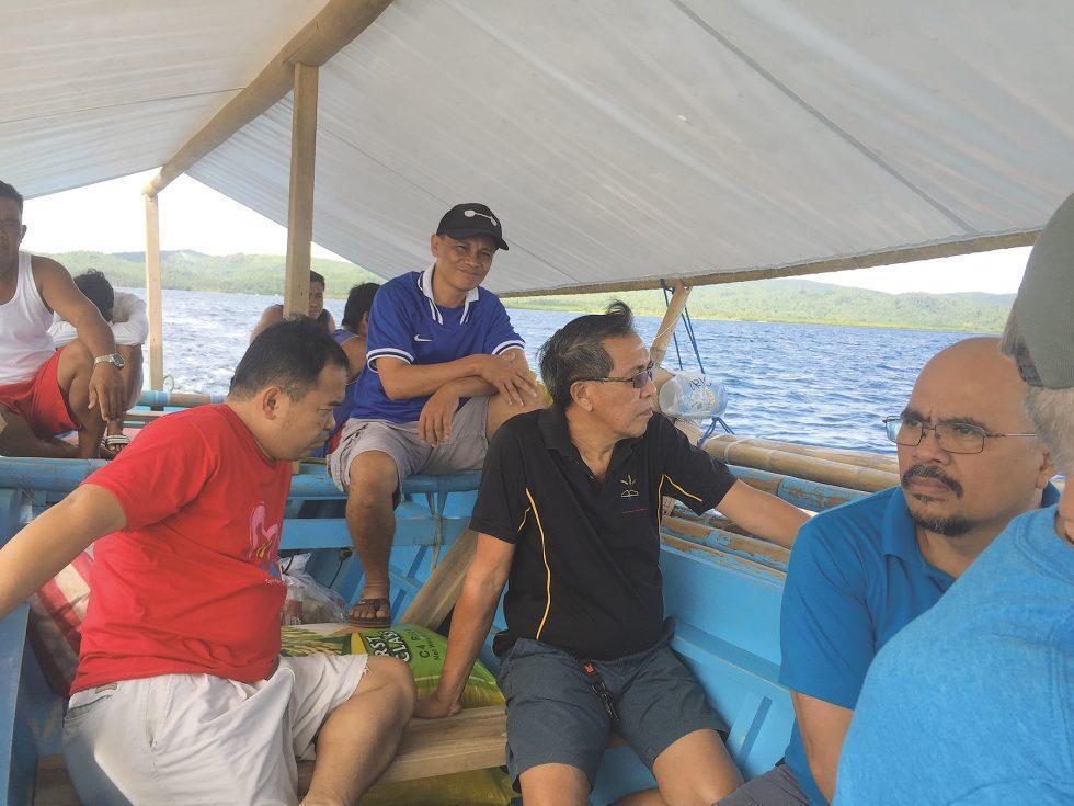 Pastore ha vissuto 5 mesi in una canoa per predicare il Vangelo nelle isole remote delle Filippine