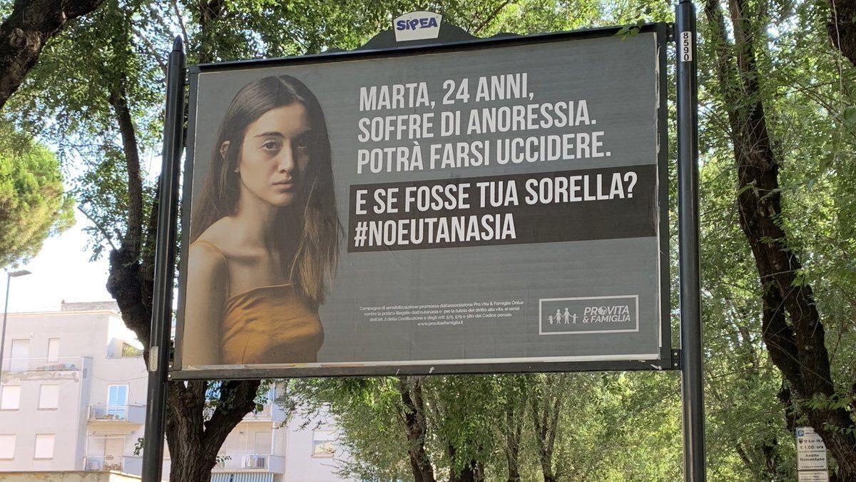 """Pro Vita & Famiglia: """"Ha vinto verità, nostri manifesti legittimi"""""""
