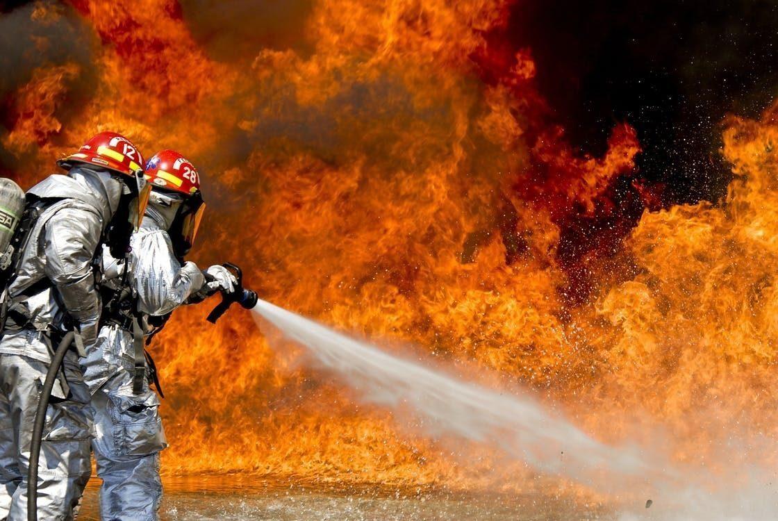 Cosa fare in caso di incendio in casa?