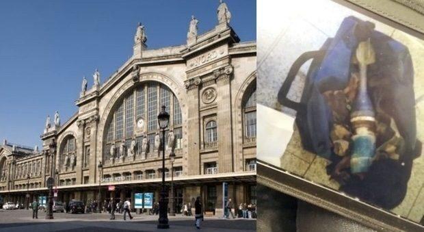 Paura in Europa: ordigno in una stazione di Parigi e accoltellamenti all'Aja