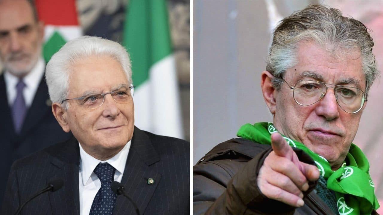 Sergio Mattarella ha concesso la grazia a Umberto Bossi