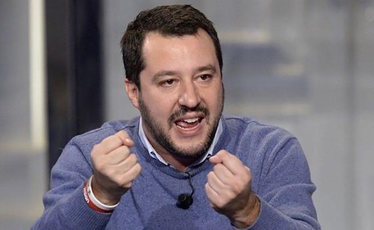 """Salvini: """"Un certo Islam è incompatibile con il rispetto della donna"""""""