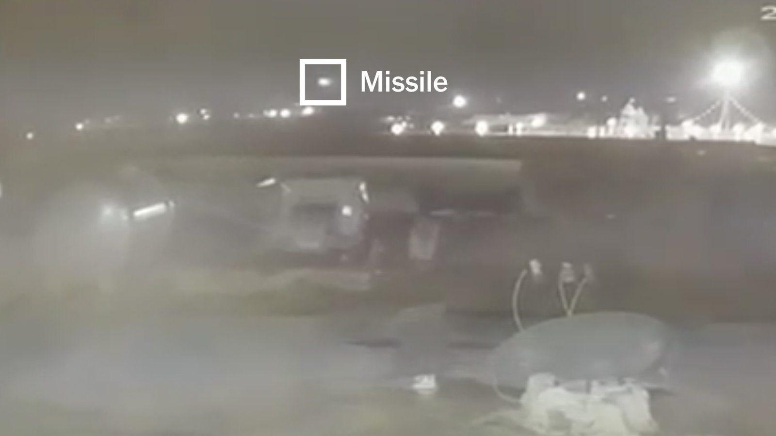 Aereo abbattuto in Iran da due missili: lo mostra un nuovo video