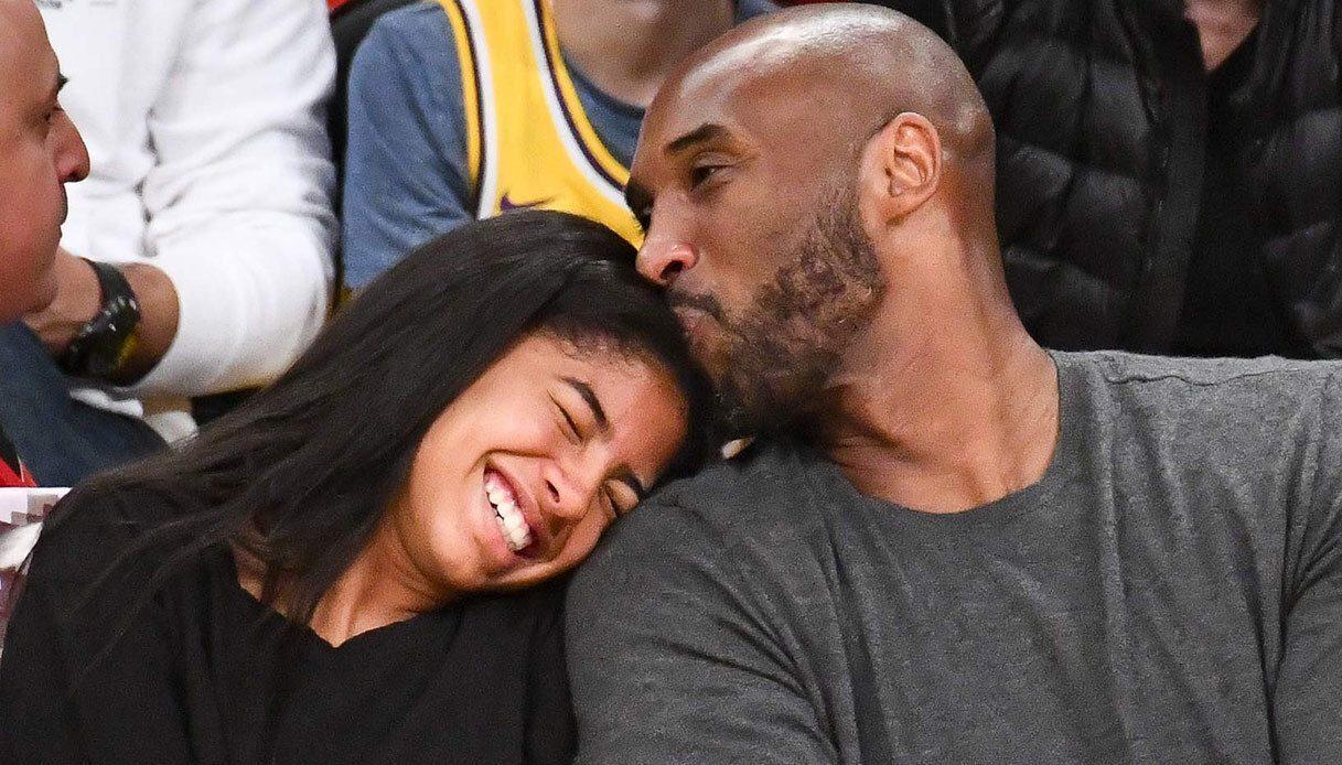 Prima di morire Kobe Bryant era stato a messa con la figlia Gianna