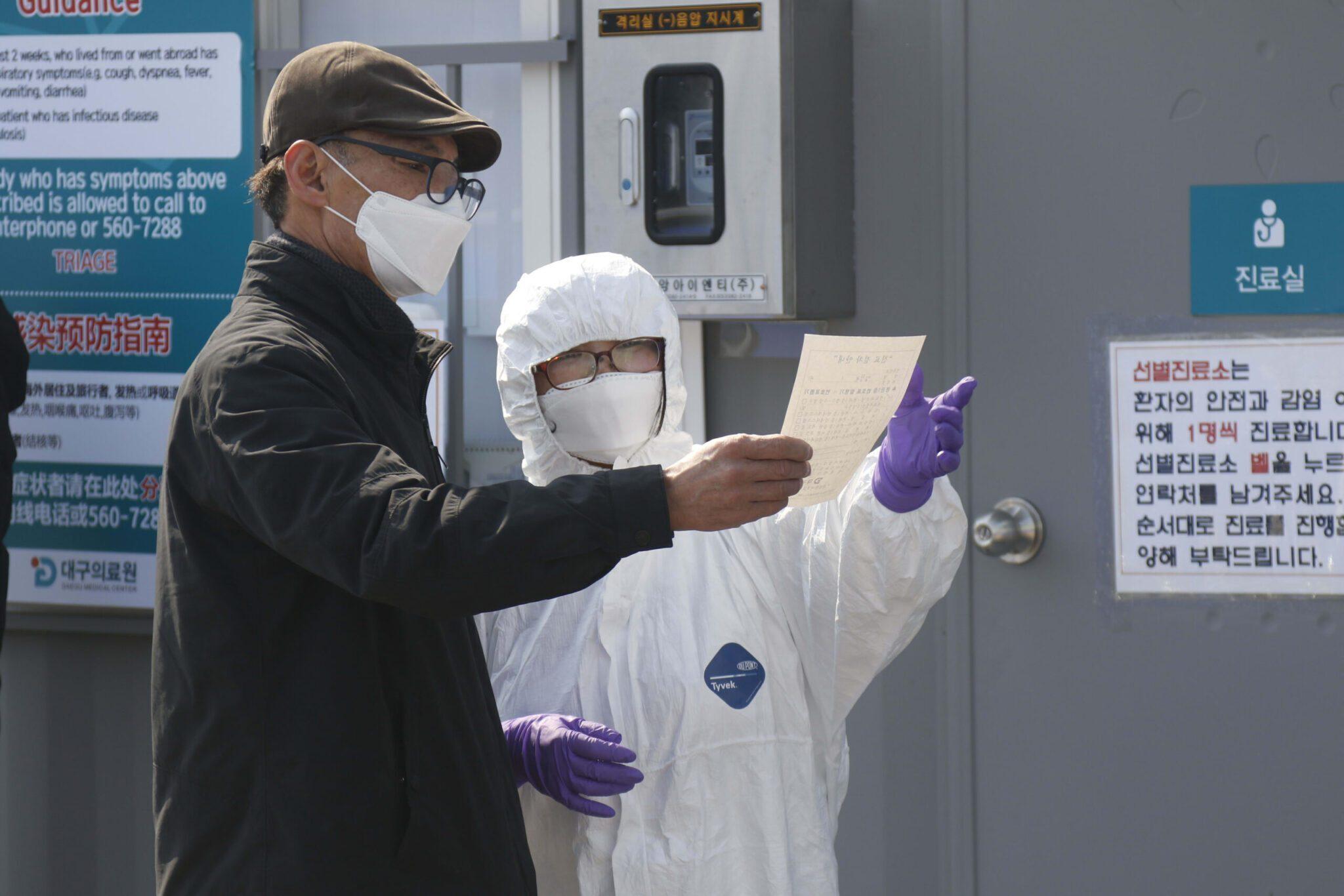 Coronavirus, stop alle funzioni religiose anche in Corea del Sud