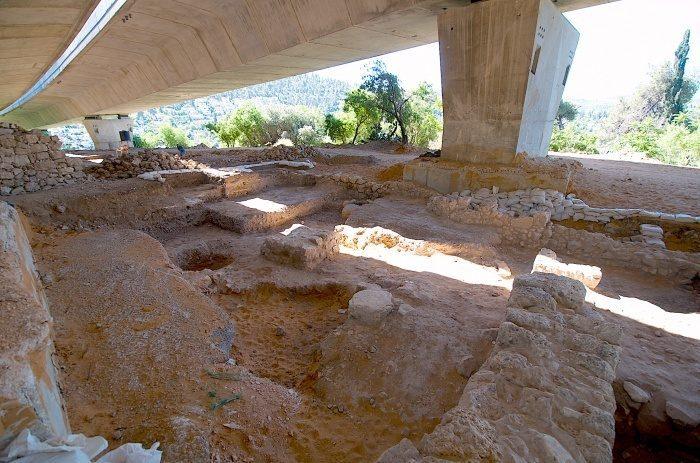 Israele, scoperto un tempio vicino a quello di Salomone