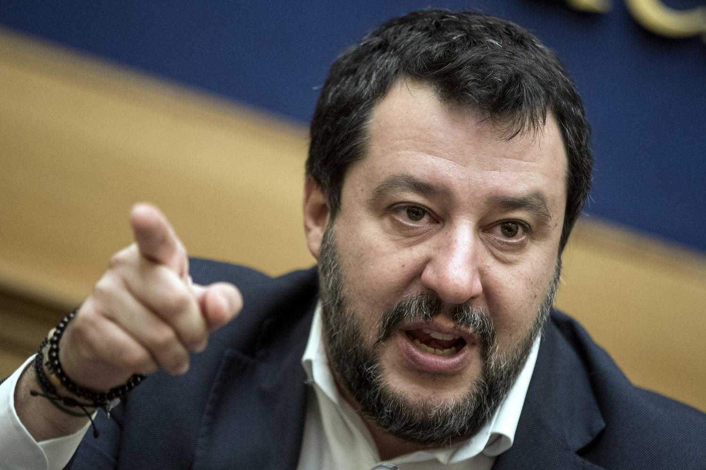 Open Arms, niente processo contro Salvini grazie a Italia Viva