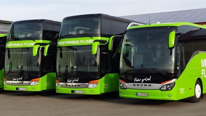 Anche FlixBus riparte dal 3 giugno: le misure di sicurezza a bordo