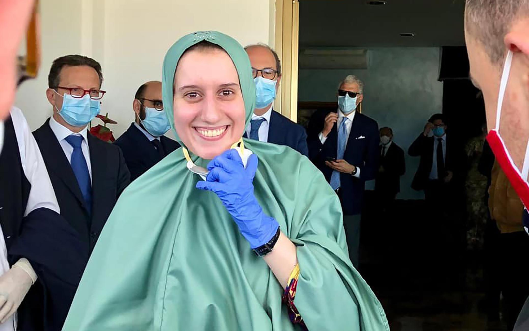 """Silvia Romano, Salvini: """"Il problema non è la ragazza"""""""
