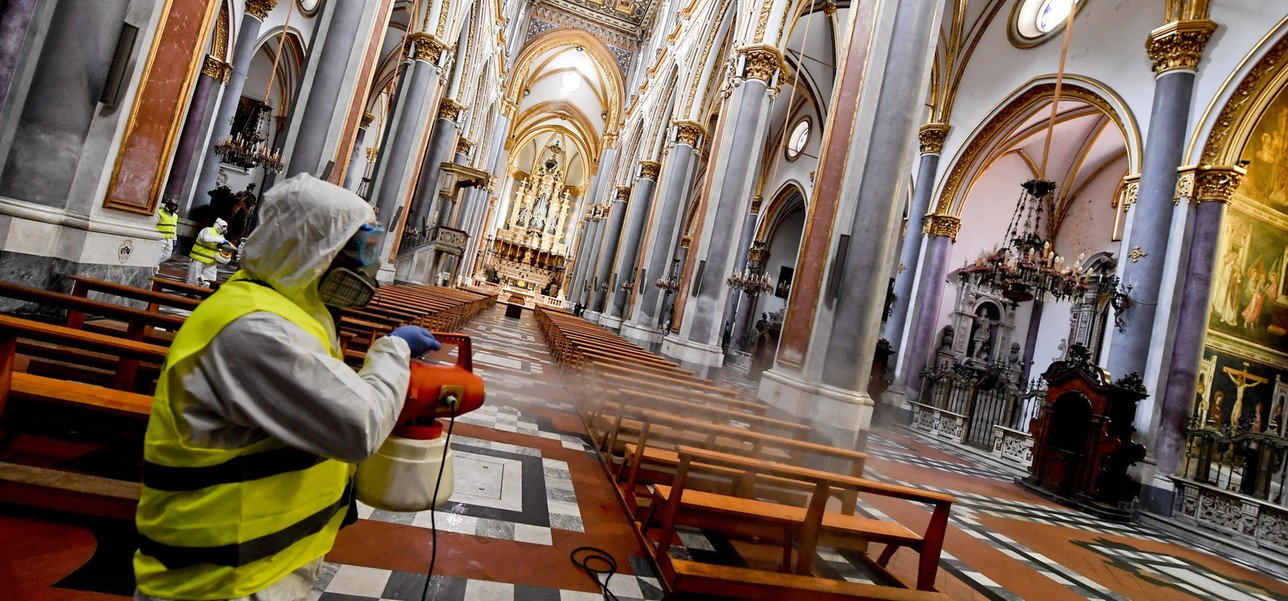 Messe nelle Chiese cattoliche dal 18 maggio, le misure che bisognerà prendere
