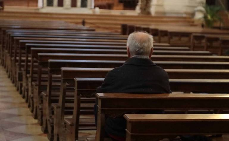 """Covid-19, Bassetti (CEI): """"Per le Messe c'è da attendere un paio di settimane"""""""