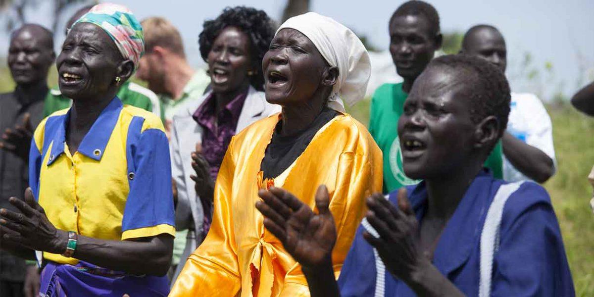 """Le chiese del Sudan del Sud: """"Stop agli abusi sessuali in guerra"""""""