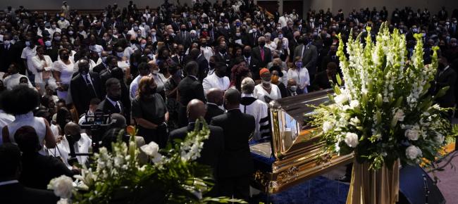 Funerali di George Floyd