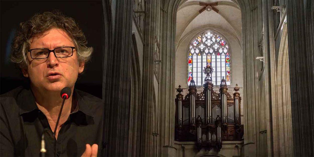 """Incendio alla cattedrale di Nantes, il filosofo Michel Onfray: """"Un attacco al Cristianesimo"""""""
