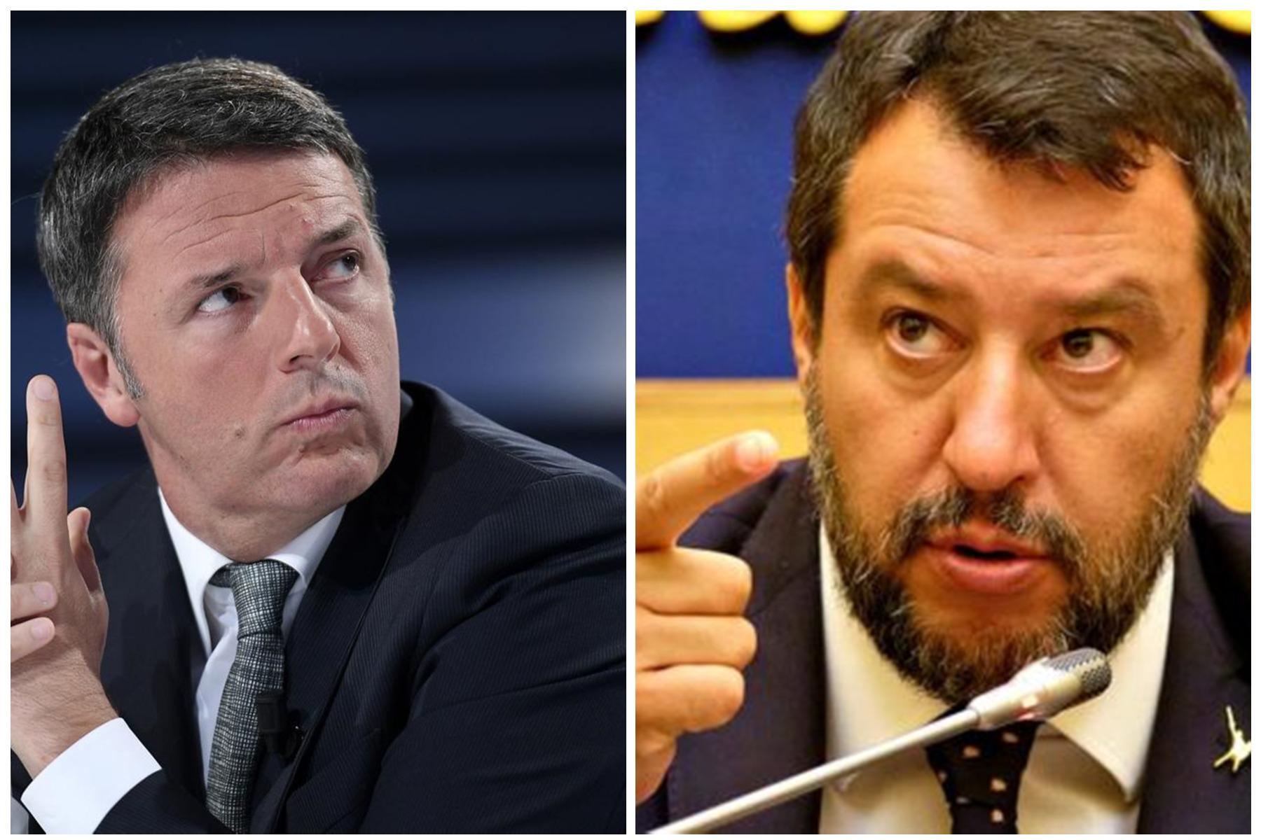 Open Arms, da Renzi sì a procedere contro Salvini