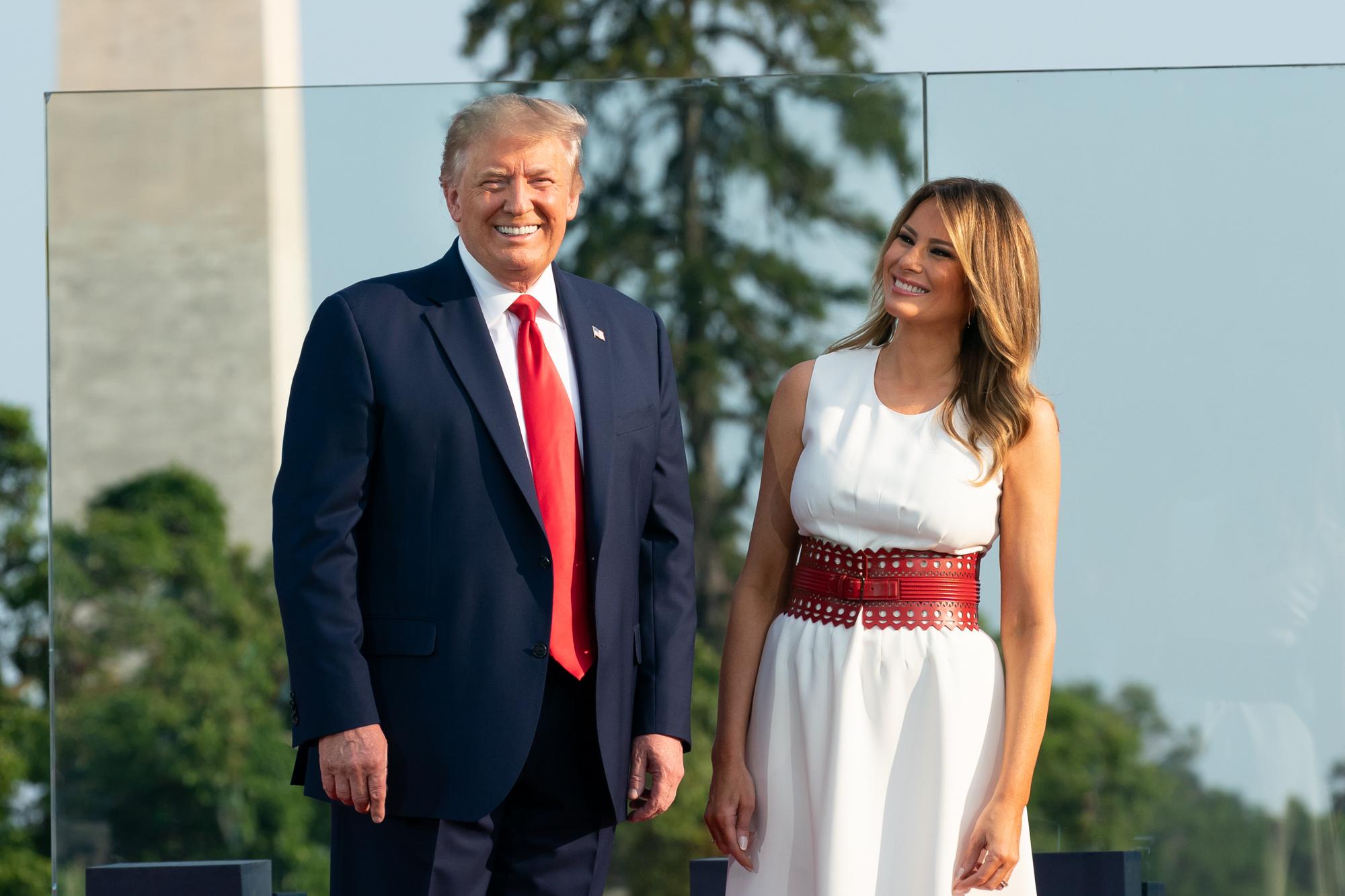 "Donald e Melania Trump positivi al Coronavirus: ""Siamo in quarantena"""