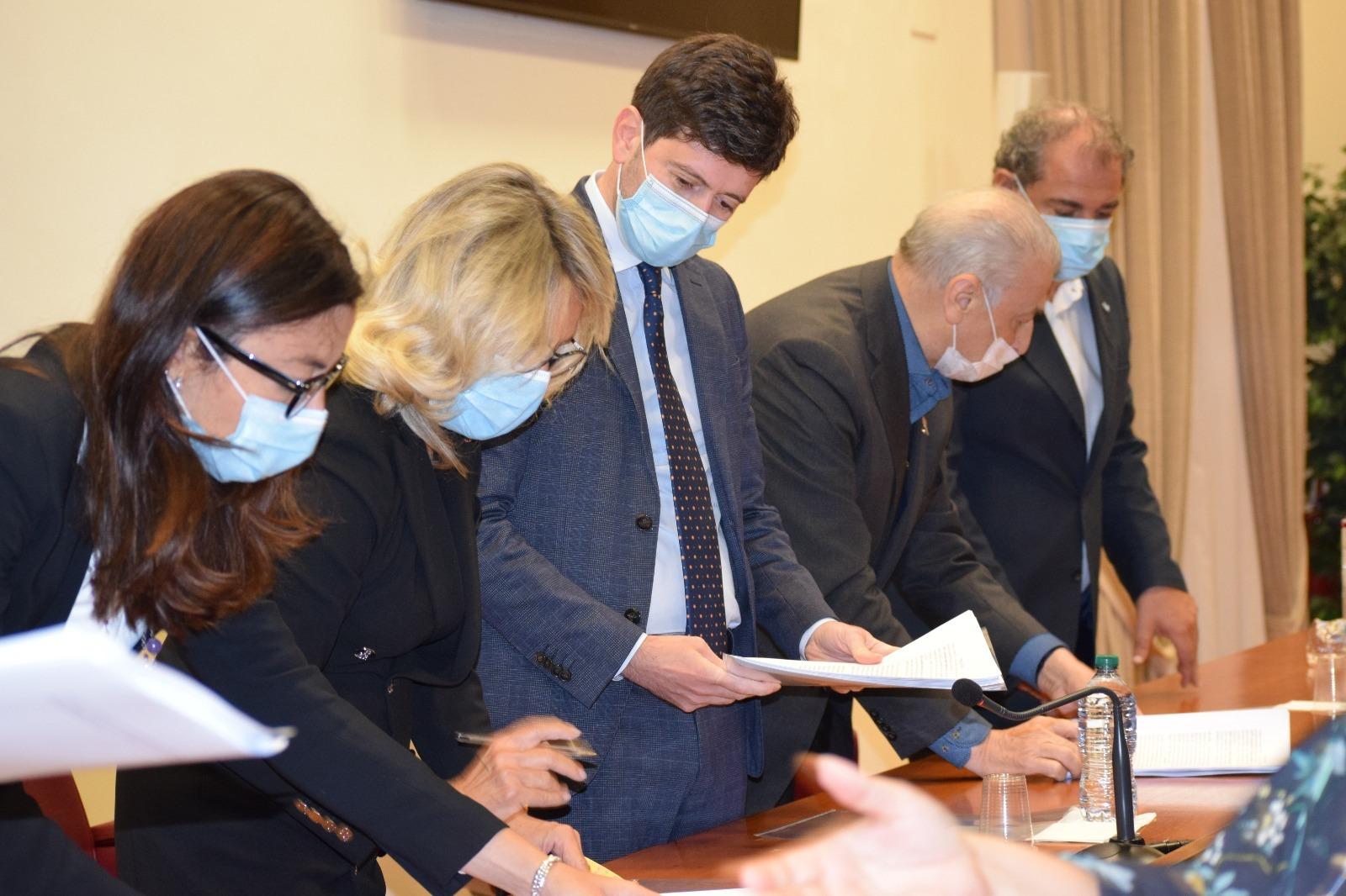 """Covid 19, Speranza: """"Fra 7 giorni probabile picco dei contagi in Italia"""""""