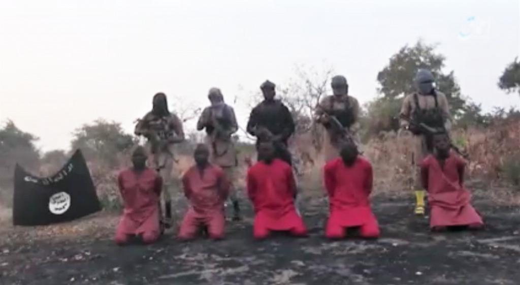 L'ISWAP giustizia cinque dei cristiani rapiti in Nigeria il giorno di Natale