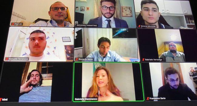 Forza Italia, la senatrice Gabriella Giammanco incontra i palermitani del movimento giovanile