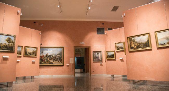 Reggio Calabria, riapre la Pinacoteca Civica dopo la chiusura per il Covid