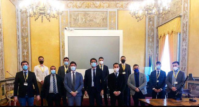 Sicilia, i rappresentanti dei giovani di tutte le provincie incontrano le istituzioni regionali