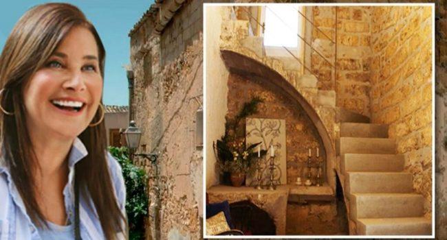 Star di Hollywood compra casa a 1 euro in Sicilia, i dettagli della storia oggi su Real Time