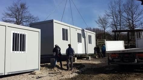 Campi container in tutta Italia: cosa ci nasconde il Governo?