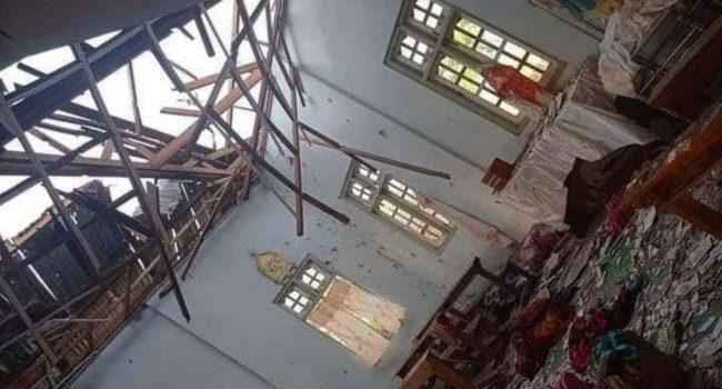 Myanmar, proiettili contro la chiesa cattolica di un villaggio: 2 morti