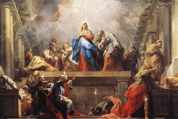 Pentecoste, bisogna riconoscere l'azione dello Spirito Santo