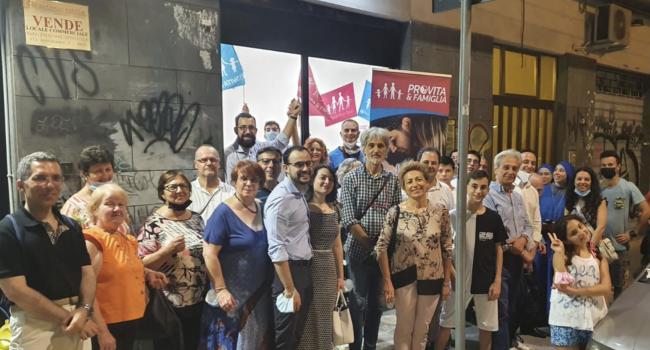"""Pro Vita&Famiglia inaugura la nuova sede a Bari: """"Un luogo aperto all'ascolto e all'accoglienza"""""""