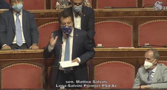 Il ddl Zan arriva in aula al Senato: respinte le pregiudiziali di costituzionalità di Lega e FdI
