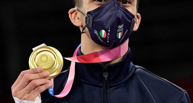 Taekwondo, l'Italia conquista il primo oro a Tokyo 2020: trionfa il pugliese Vito Dell'Aquila