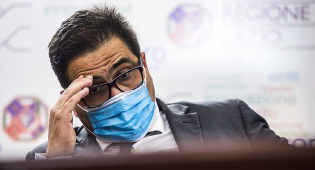 """""""I no vax si paghino il ricovero"""", la """"provocazione"""" dell'assessore alla Sanità della Regione Lazio"""