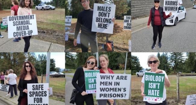 In Canada centinaia di persone hanno protestato contro la detenzione di trans nelle carceri femminili